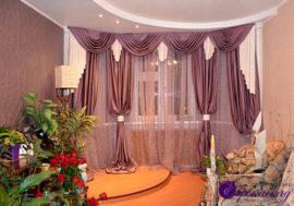 Дизайн штор в Казани