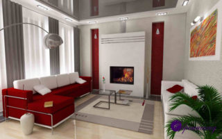 Дизайн квартиры в Казани