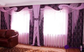 Пошив штор в Казани