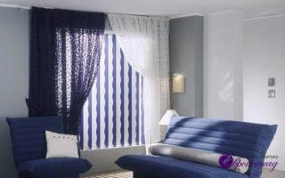 Дизайн портьер и штор в Казани